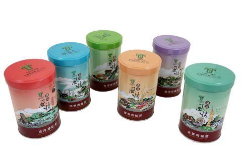 台灣風情單罐