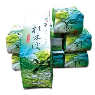 杉林溪茶葉環保真空包裝