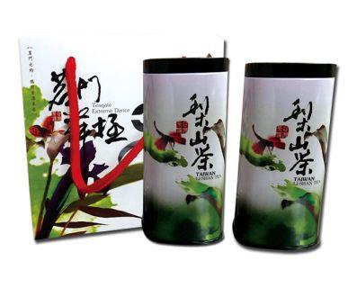 梨山茶葉禮盒