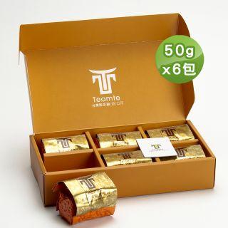 【TEAMTE】台灣瑰寶大禹嶺特級焙香烏龍茶-環保包裝